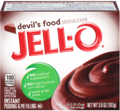 Devil's Food Pudding