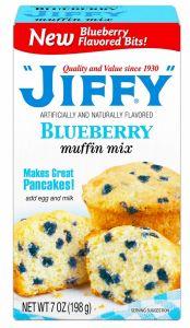 Blueberry Corn Muffin Mix