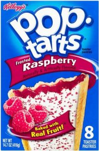 Pop-Tarts Frosted Raspberry