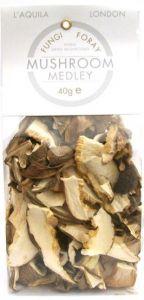 Fungi Foray Mushroom Medley
