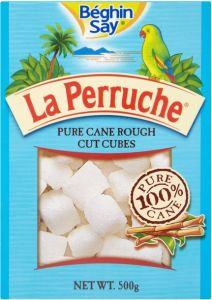 Pure Cane Rough White Sugar Cut Cubes