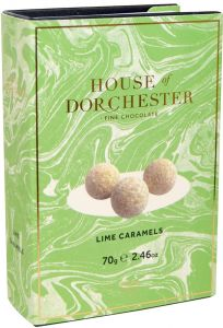 Lime Caramels Book Box