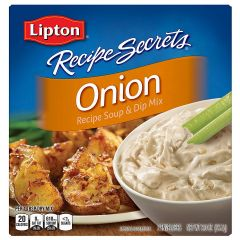 Onion Soup and Dip
