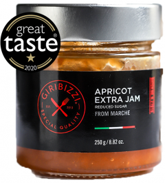Apricot Extra Jam (From Marche)