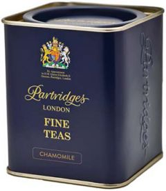 Partridges Chamomile Loose Leaf Tea Tin