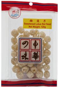 Chinese Sweetened Lotus Nut Seed