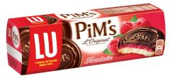 Pim's Raspberry Biscuits