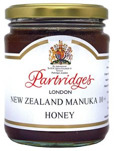 New Zealand Manuka 10+ Honey