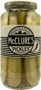 Dill Pickles - Spicy