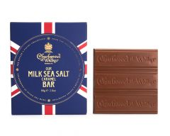 Milk Sea Salt Caramel Chocolate Butler Bar – Union Jack