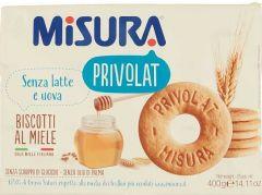 Privolat Dairy Free Honey Biscuit