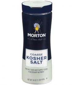 Coarse Kosher Salt 453g