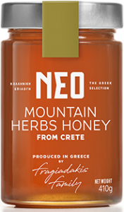 Mountain Herbs Honey