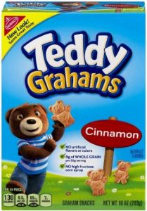 Teddy Grahams (Cinnamon)