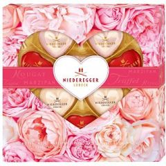 Niederegger Marzipan Selection Hearts