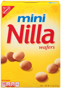 Mini Nilla Wafers