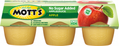No Sugar Added Applesauce Apple (6 Pack)