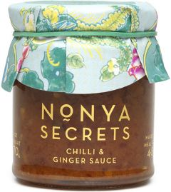 No 3 Chilli and Ginger Sauce
