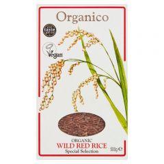 Organic Wild Red Rice