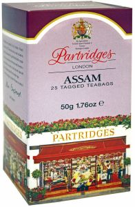 Partridges Assam Tea Bags