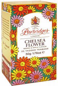 Chelsea Flower Tea Bags
