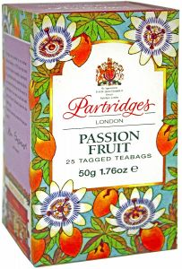 Partridges Passion Fruit Tea Bags