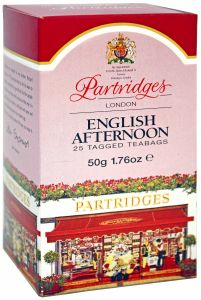 Partridges English Afternoon Tea Bags