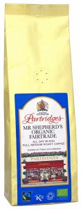 Mr Shepherd's Organic Fairtrade Coffee