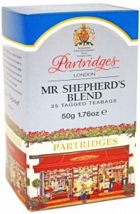 Partridges Mr Shepherd's Teabags