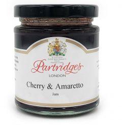 Cherry and Amaretto Jam