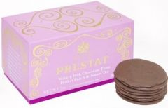Milk Chocolate Peach & Assam Thins