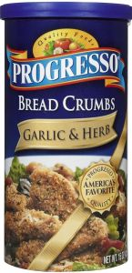 Bread Crumbs (Garlic Herb)