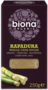 Organic Rapadura Whole Cane Sugar