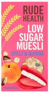 Low Sugar Muesli - Spelt & Quinoa
