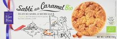 Organic Sablé au Caramel