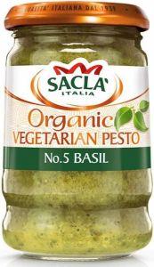 Organic Basil Vegetarian Pesto