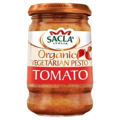 Organic Tomato Vegetarian Pesto