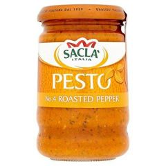 Roasted Pepper Pesto