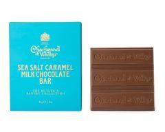 Sea Salt Caramel Milk Chocolate Butler Bar