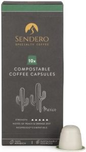 Mexico Compostable Capsules