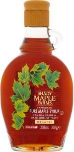 Shady Maple Farms Organic Maple Syrup