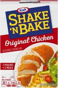 Shake'n Bake Chicken Seasoned Coating Mix