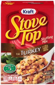 Stove Top Stuffing Mix (Turkey)