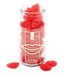 Vegan Cherry Lips Jar