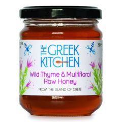 Wild Thyme and Multiforal Raw Honey
