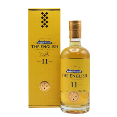 The English Whisky Co. 11 Year Old CB Ltd