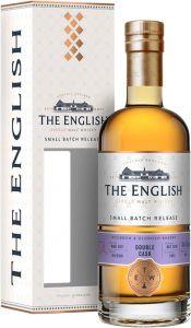 The English Double Cask Bourbon & Oloroso Sherry