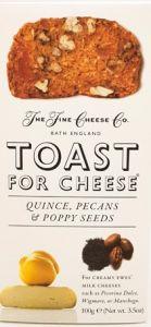 Quince, Pecans & Poppy Seeds