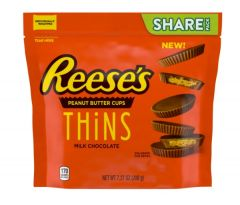 Peanut Butter Cups Thins (Share Size)