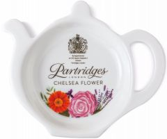 Chelsea Flower Tea Bag Tidy